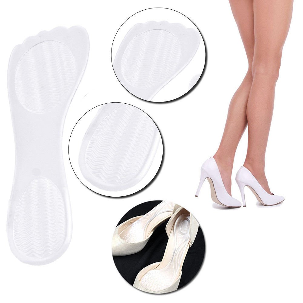 Wear heels all day with high heel insoles